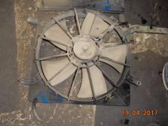Вентилятор охлаждения радиатора. Honda Stream, RN2 Двигатель D17A