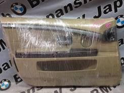 Обивка сиденья. BMW 7-Series