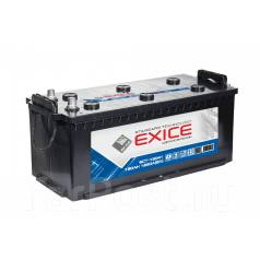 Аккумулятор Exice 190 А/Ч. 190 А.ч., производство Россия