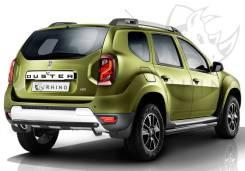 Накладка на порог. Renault Duster, HSA, HSM Двигатели: K9K, K4M, F4R. Под заказ