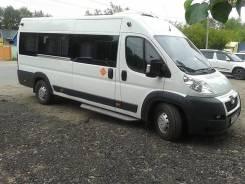 Peugeot Boxer. Туристический автобус 16+1 мест, 2 197 куб. см., 15 мест