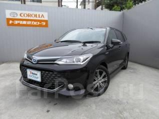 Toyota Corolla Fielder. автомат, передний, 1.5, бензин, 36 000 тыс. км, б/п. Под заказ