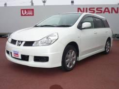 Nissan Wingroad. автомат, 4wd, 1.5, бензин, 63 000 тыс. км, б/п. Под заказ