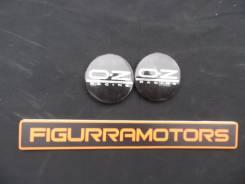 "Figurramotors 2 Заглушки ЦО для дисков OZ [629]. Диаметр 16"", 1 шт."