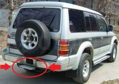 Подножка. Mitsubishi Pajero