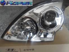 Фара левая Hyundai Terracan