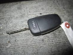Ключ зажигания. Audi A4, B7