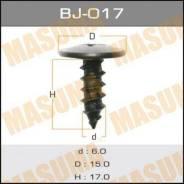 Саморез 6х17 мм BJ-017