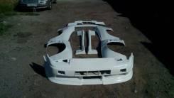 Обвес кузова аэродинамический. Nissan 180SX, RS13, RPS13, PRS13, KRPS13, KRS13 Nissan Silvia Nissan 240SX Nissan 200SX Двигатели: SR20DET, CA18DET, SR...