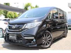Honda Stepwagon. автомат, передний, 1.5, бензин, 930 тыс. км, б/п. Под заказ