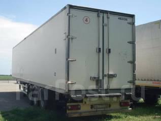 Montracon. Полуприцеп Монтракон, Рефрижератор без реф. установки, 27 000 кг.