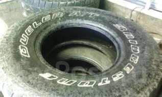 Bridgestone Dueler A/T D694. Летние, 2006 год, износ: 50%, 4 шт