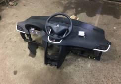 Жесткость панели приборов. Peugeot 207