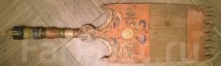 Прялка расписная. 19 век. Оригинал. Под заказ