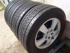 Колёса 235/60R16 на оригинальных дисках Hyundai. 6.5x16 5x114.30 ET46 ЦО 67,1мм.