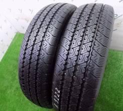 Bridgestone V-steel Rib 294. Летние, 2016 год, износ: 5%, 2 шт