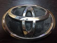 Эмблема решетки. Toyota Corolla, CE140, ZRE142, ZRE151, ZRE152, ZZE150, NDE150, ZZE141, ZZE142, ADE150, NZE141 Toyota Ractis, NCP120, NSP120, NCP125 Д...
