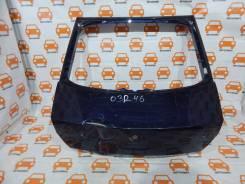 Дверь багажника. Skoda Rapid, NH3 Двигатели: CWVA, CZCA, CFW