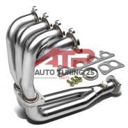 Коллектор выпускной. Honda Civic Двигатели: D16B, D16B1, D16Z2, D16A9, D16Y2, D16A7, D16Y8, D16W8, D16V2, D16Z6, D16Y4, D16W4, D16Y6, D16B2, D16A, D16...