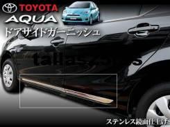 Накладка на дверь. Toyota Aqua, NHP10H, NHP10