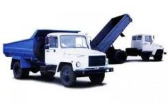 ГАЗ 3307. Продам самосвал, 1 000 куб. см., 3 500 кг.