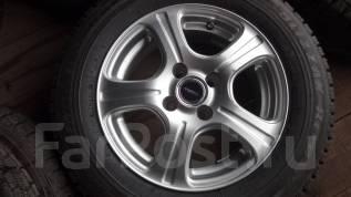 Bridgestone. 5.5x14, 4x100.00, ET38, ЦО 67,1мм.
