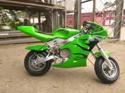 Kawasaki Ninja. 300 куб. см., исправен, без птс, без пробега