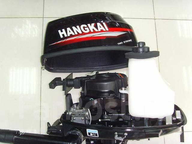 Hangkai. 6,00л.с., 2-тактный, бензиновый, Год: 2017 год