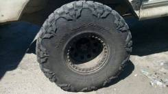 Nitto MUD Grappler. Летние, 2014 год, износ: 20%, 4 шт