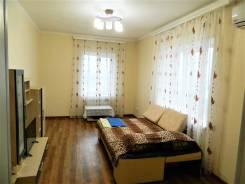 1-комнатная, улица Карла Маркса 99а ТЦ Большая Медведица,ост.Большая. Железнодорожный, 35 кв.м.
