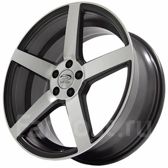 Sakura Wheels 9135