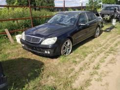 Запчасти Мерседес W220 S500 2000 год. Mercedes-Benz S-Class, W220 Двигатели: M, 113, E50