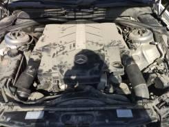Двигатель в сборе. Mercedes-Benz S-Class, W220 Двигатели: M, 113, E50