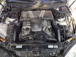 Двигатель в сборе. Mercedes-Benz S-Class, W220 Двигатели: M, 137, E58