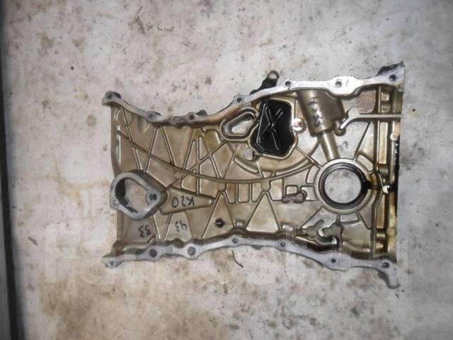 Крышка ремня ГРМ. Honda: Stepwgn, Civic, Accord, Accord Tourer, Stream, Edix, Integra, CR-V, FR-V Двигатели: K20A2, K20A3, K20A7, K20A8, K20A6, K20Z2...