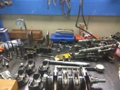 Диагностика двигателя с помощью мотортестера-осциллографа, ремонт двс