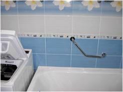 Поручни для ванной.