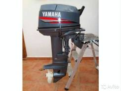 Yamaha. 25,00л.с., 2х тактный, бензин, нога S (381 мм), Год: 2013 год