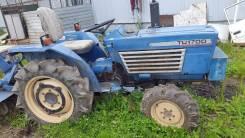 Iseki TU. Мини-трактор 1700 + фреза, 1 700 куб. см.