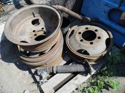 Диски колесные. ГАЗ 53 ГАЗ 52 ГАЗ 3307