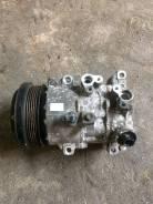 Компрессор кондиционера. Toyota Voxy, ZRR70, ZRR70G, ZRR70W, ZRR75, ZRR75G, ZRR75W Toyota Noah, ZRR70, ZRR70G, ZRR70W, ZRR75, ZRR75G, ZRR75W Двигатели...