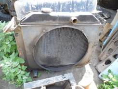Радиатор охлаждения двигателя. ЗИЛ 130 ЗИЛ 131