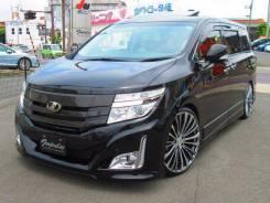 Nissan Elgrand. автомат, передний, 3.5, бензин, 61 728 тыс. км, б/п. Под заказ