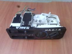 Блок управления климат-контролем. Toyota Nadia, SXN10, SXN10H Двигатель 3SFE