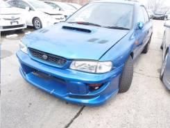 Воздухозаборник. Subaru Impreza WRX STI, GC8