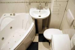Установка унитазов, ванн, раковин
