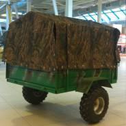 Продам новый прицеп для квадроцикла. Г/п: 350 кг., масса: 70,00кг.