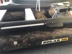 Solar 420. Год: 2017 год, длина 4,20м., двигатель подвесной, 40,00л.с., бензин