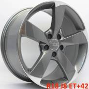 Audi. 8.0x18, 5x112.00, ET42, ЦО 66,6мм.
