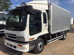 Isuzu Forward. Фургон 2000г 5 тонн, 7 000 куб. см., 5 000 кг.